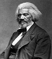 """American Writers Museum recently announced its special exhibit Frederick Douglass AGITATOR has been extended through May 31, 2019. """"Frederick Douglass (pictured) escaped slavery to become one of the most eloquent voices of abolitionism and his words remain a touchstone for anyone fighting inequality or pushing America to fulfill its promise of ensuring equality for all,"""" says American Writers Museum president Carey Cranston."""