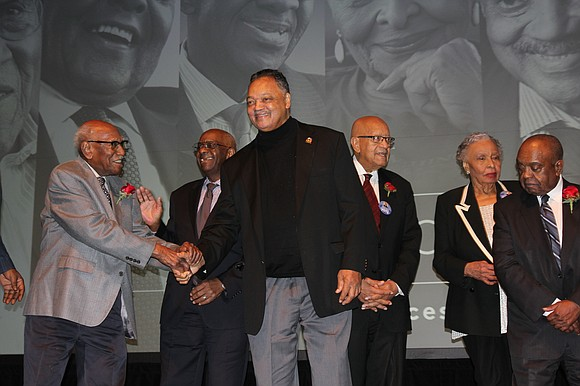 Comcast Corporation honored six, local civil rights activists with a new exhibit recently unveiled at the DuSable Museum of African ...