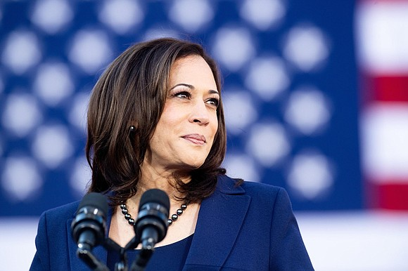 Sen. Kamala Harris directly confronted critics Monday who have questioned her black heritage, her record incarcerating minorities as a prosecutor ...
