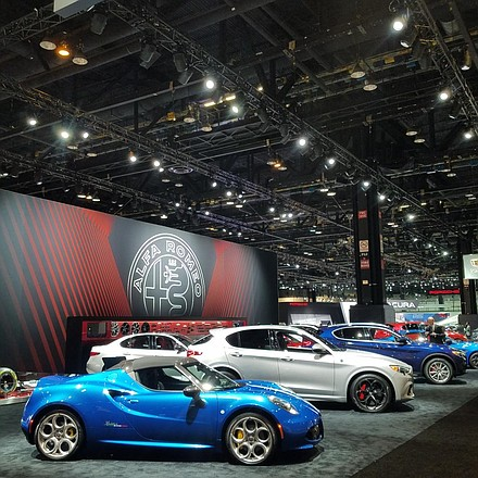 Chicago Auto Show opened its doors for 111th show | The ...