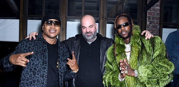 The Def Jam Recordings pre-Grammy celebration at CATCH LA in West Hollywood, was the place to be on Friday night, ...