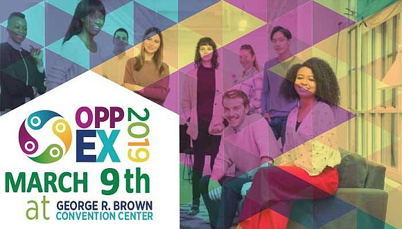 "Radio One – Houston's 97.9 The Box, Majic 102.1, and 92.1 Radio Now announce their inaugural ""Opportunity Expo"" (Opp Ex) ..."