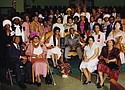 The Vancouver Avenue First Baptist Church congregation in Portland celebrating the 30th anniversary of O.B. Williams as pastor in 1975. The Oregon Historical Society Research Library photo is part of a new Experience Oregon exhibit opening Thursday with free admission all weekend.