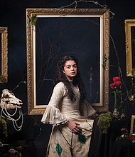A beautiful woman is haunted by the spectre of a Costa Rican legend in La Segua, a Spanish language play with English supertitles now playing through March 2 at Milago Theatre, 525 S.E. Stark St.