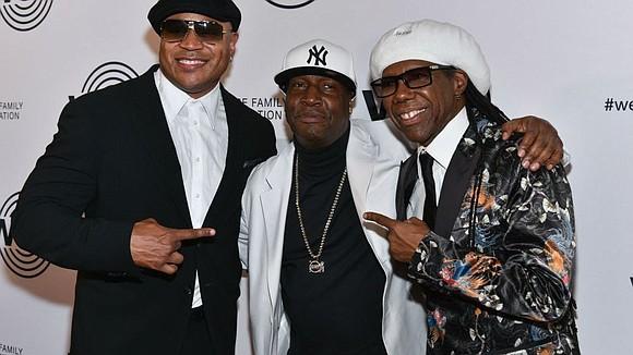 Rap legend Grandmaster Flash has been named a...
