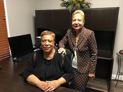 Brenda Lee & Helen Abernathy