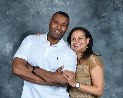 Drs. Susan T. and Basil I. Gooden-Married 25 years