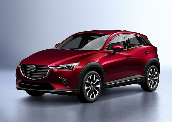 The 2019 Mazda CX-3 is a small crossover. It was so small it could do a good imitation of a ...
