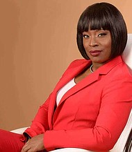 Author, life coach, motivational speaker, and the founder and CEO of The Core Woman Academy Michelamonè Henderson (pictured) recently released a self-help memoir to help women deal with rejection.. Photo Credit: Provided by Michelamonè Henderson