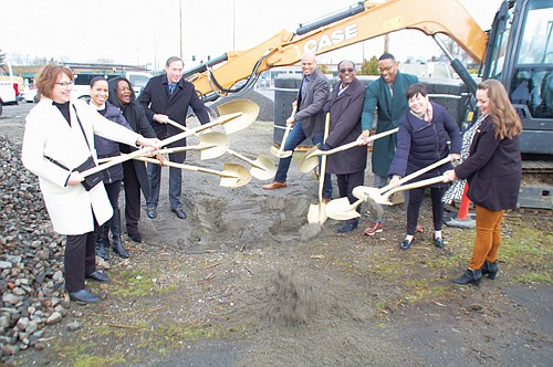A new 70 rental-unit affordable housing development in the heart Portland's historic African American community began construction Friday, marking continued ...