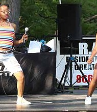 In honor of Black History Month, the Resident Association of Greater Englewood is hosting So Fresh Blackish Gym Show at Lindblom Park, 6054 S. Damen, from 4 p.m. to 8 p.m. on Friday, Feb 22nd. Photo Credit: Resident Association of Greater Englewood