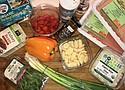 Chicken chili meatloaf ingredients (Kysha Harris photo)
