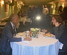 Rev. Al Sharpton and U.S. Sen. Kamala Harris