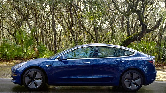 Tesla had a good end to a very tough week. It delivered its first Model 3 to a customer in ...