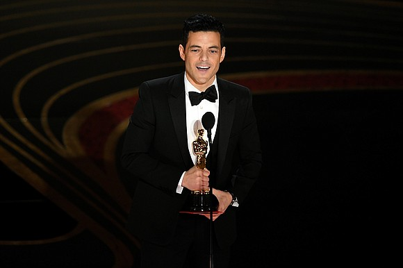 Queen may have opened the Oscars, but Rami Malek is the real champion of the night. Malek on Sunday picked ...
