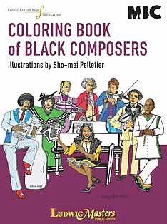 The Music by Black Composers Coloring Book aims to bring black classical music to the forefront.
