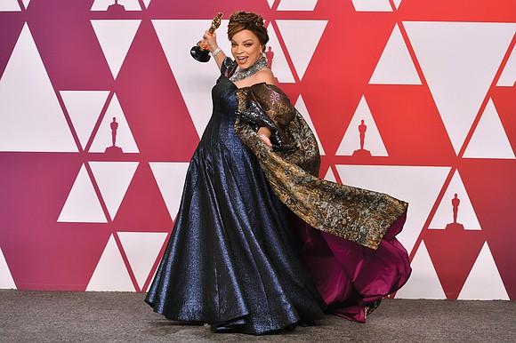 Filmmaker Spike Lee won his first competitive Oscar Sunday night at the 91st Annual Academy Awards that was awash in ...