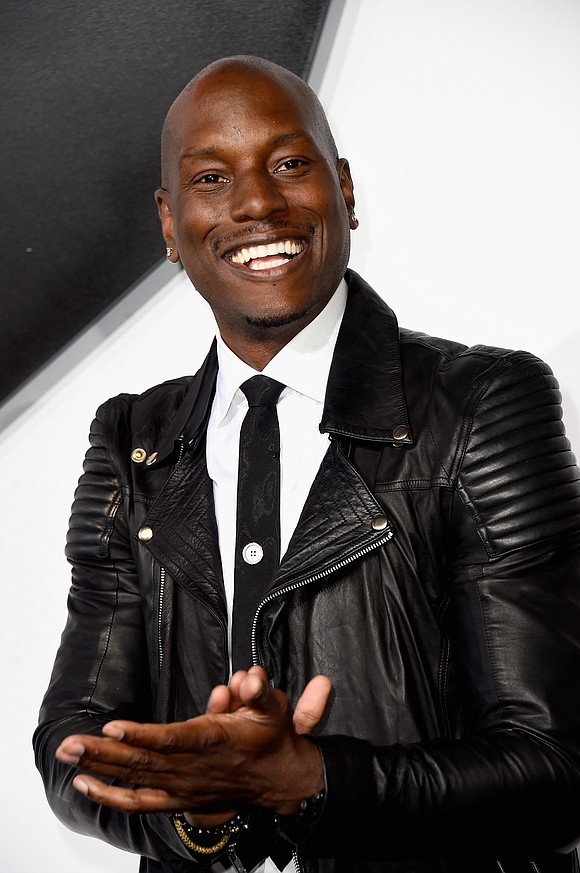 Singer/actor Tyrese Gibson will star as...
