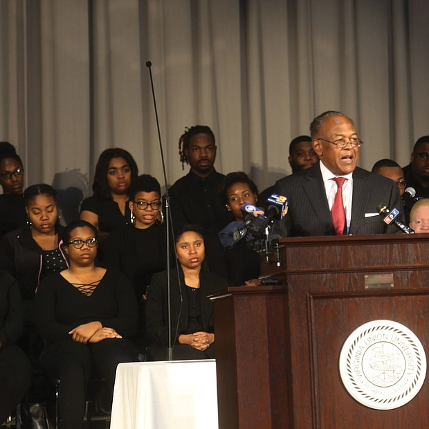 Honoring the Richmond 34-