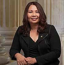 U.S. Senator Tammy Duckworth (D-IL) joined former Chief Strategist to President Obama David Axelrod at the University of Chicago recently ...