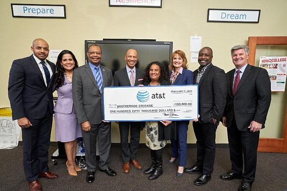 AT&T recently announced it is deepening its commitment to Brotherhood Crusade in Los Angeles – a 50-year old grassroots organization ...
