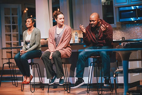 """Tiny Beautiful Things"" is a funny and touching play is about resilience and the simple beauty of being human, based ..."