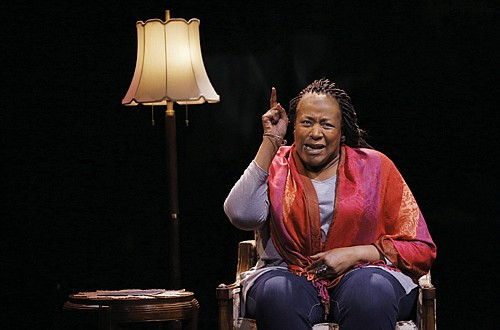Pulitzer Prize finalist and celebrated performer Dael Orlandersmith comes to Portland Center Stage at The Armory to perform her compassionate, ...