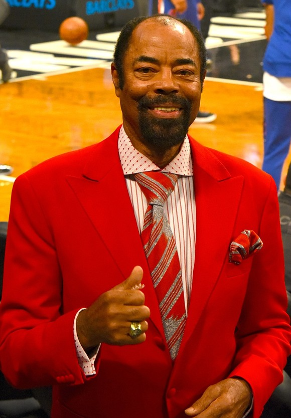 """When sports fans talk about the greatest athletes that have ever played for New York City teams, Walt """"Clyde"""" Frazier ..."""