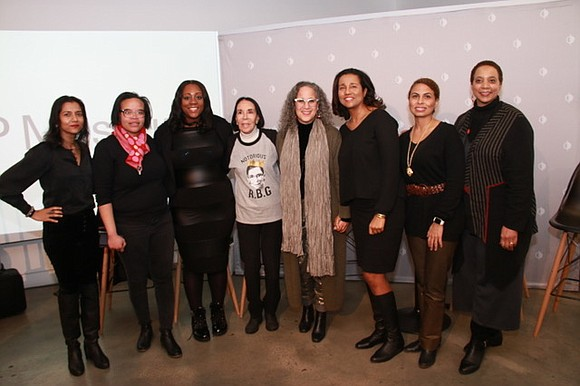 Daughters of The Movement recently assembled at the ICP Museum for a discussion on growing up in the movement as ...