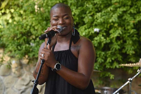 Another young sister seems to have died too soon. Janice Freeman, who was a contestant on the NBC singing competition ...
