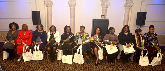 The Standing on their Shoulders Breakfast honoring Phenomenal Women was held Saturday, March 2, 2019, at Eastwood Manor, Bronx.