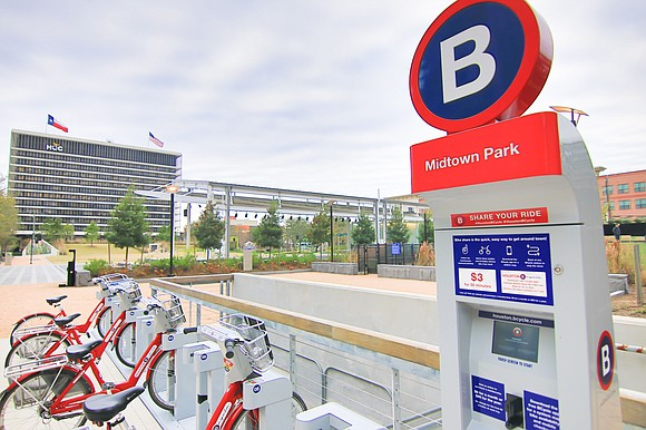 Midtown Houston has just added a 13-dock Houston BCycle station to the Northeast corner of Midtown Park. Already the most ...