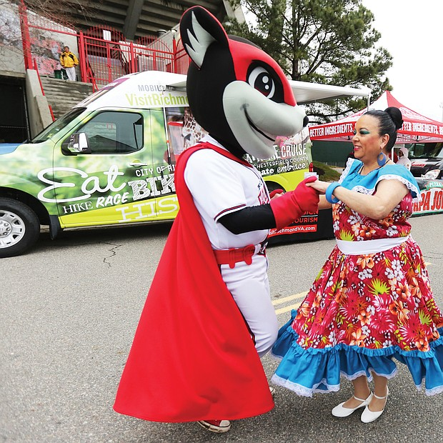 Nutzy's 'Block Party':