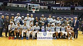 The annual CIAA Tournament is known for its fun — inside and outside the basketball arena. And this year in Charlotte, N.C., was no exception, as HBCU alumni, fans and family enjoyed four days of food, fun and activities in the Queen City.The Virginia State University Trojans don championship shirts and pose for a formal photo after winning the men's title on Saturday. (Photos by Randy Singleton)