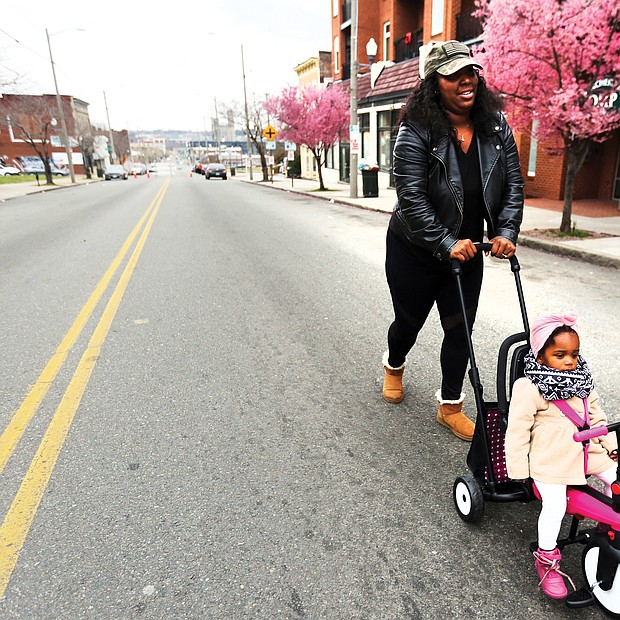 On a roll:
