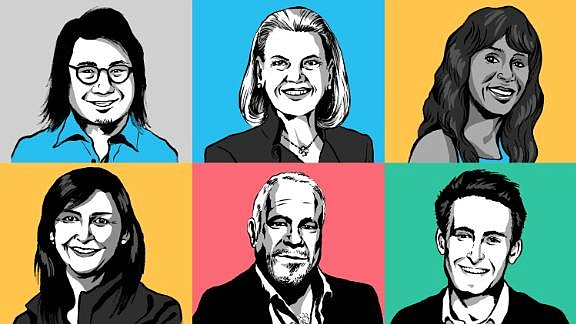 CNN Business scoured the business landscape and selected leaders taking the biggest, boldest risks.