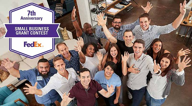 FedEx has opened the online application for it's seventh annual FedEx Small Business Grant Contest. The contest is open to all U.S.-based small businesses with less than 99 employees who have been operating for six months or more. Photo Credit: Provided by FedEx