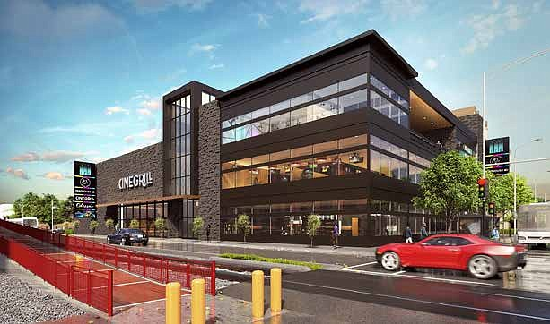 South Shore resident Alisa Starks, co-founder of Inner City Entertainment, is developing a new entertainment complex at 7054 S. Jeffery Blvd. and it event space, a bowling alley, restaurant, and a 7-screen movie theatre.