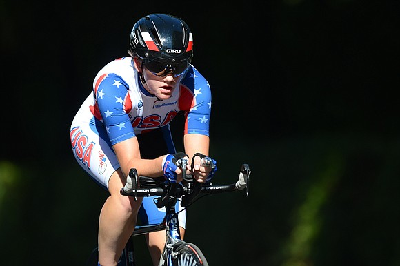 Olympic cyclist Kelly Catlin died late last week, USA cycling confirmed Sunday. She was 23.