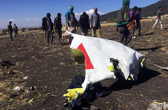 The ill-fated Ethiopian Airlines flight that crashed shortly after takeoff on Sunday was packed with humanitarian workers and international experts, ...