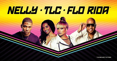 Music icons Nelly, TLC, and Flo Rida have announced they will be hitting the road together for an epic tour ...