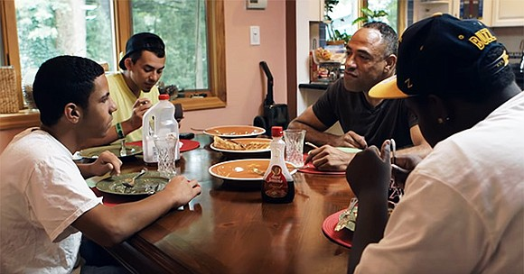 Joe Toles, a 60-year old single father from New York City, has spent the past 10 years raising six sons ...