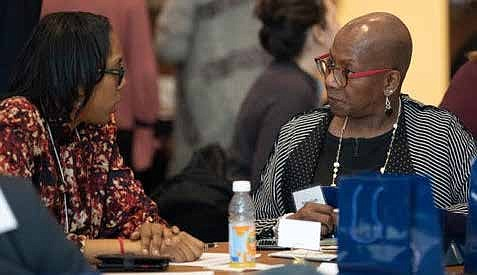 West Side United, a community healthcare collaborative, recently hosted the Many Voices, One West Side event at Malcolm X College. ...