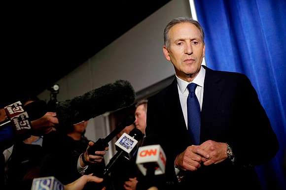 Former Starbucks CEO Howard Schultz, who has been publicly mulling an independent presidential run, is set to offer a glimpse ...