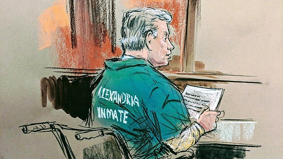 Former Trump campaign chairman Paul Manafort was sentenced Wednesday to a total of 7.5 years in federal prison for financial ...