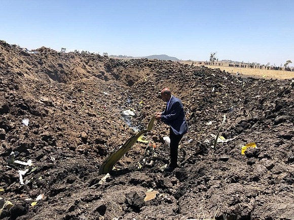 Grief and sorrow know no borders, but Sunday's Ethiopian Airline crash is truly an international tragedy.