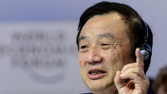 As he spent decades building one of the biggest tech companies on the planet, Ren Zhengfei kept a low public ...