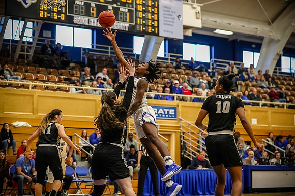 It has been a year of reinvention for Seton Hall University's women's basketball program.