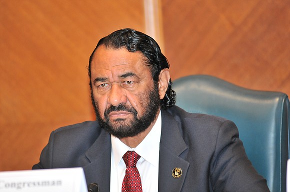 Rep. Al Green has already forced two votes aimed at impeaching President Donald Trump.