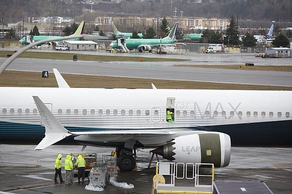 The bad news for Boeing investors arrived on Wednesday. The United States joined other countries and grounded its 737 Max ...